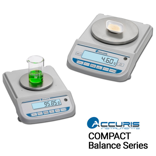 Accuris Compact Balances by Benchmark - Lowest Price of the Year Available at Pipette.Com